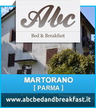 ABC Bed & Breakfast - Martorano - Parma